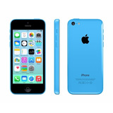 Celular Iphone 5c Azul 16gb Liberado Cualquier Compañia