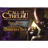 Call Of Cthulhu Juego De Cartas Tcg Set Premium Eldritch