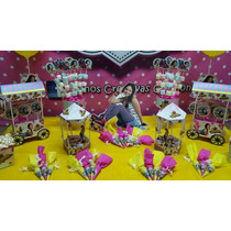 Candy Bar Soy Luna 20 Chicos Completisimo!!
