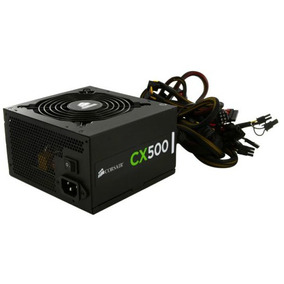 Fuente De Poder Corsair Builder Series Cx 500 Watt Atx/eps