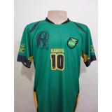 Camisa Jamaica Tam M # 10 Bob Marley Comemorativa Reagge
