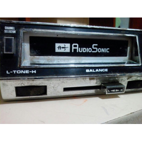 Autoradio Antiguo Audiosonic