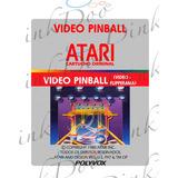 Label Para Cartuchos De Atari (gameboy, Master System, Mega)