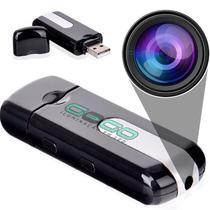 Pendrive Espião Camera Filma Sensor Moviment Grava Voz I 010