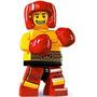 Lego 8805 Minifigure Serie 5 Boxeador !!!! Mdn