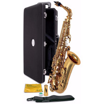 Saxo Alto Yamaha Yas 62 Japon+estuche. Unplugged Music