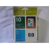 Cartucho Hp 10 Cyan Caja Sellada Vencido 2003