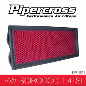 Filtro Panel Pipercross - Vw Scirocco 1.4tsi - K&n 332865