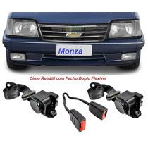 Kit De Cintos Dianteiro Monza, Escort Universal