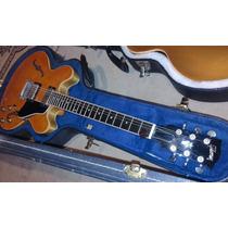 1998 Gibson Menphis Es-335 Ri 60s Dot Figured Maple Flamed