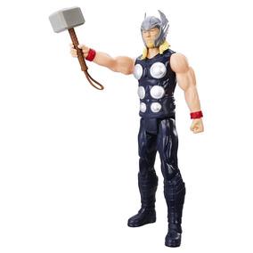 Boneco Vingadores Titan Hero 30cm - Thor C0758