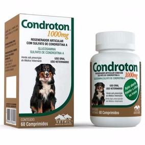 Remedio Regenerador Articular Condroton 1000mg Vetnil
