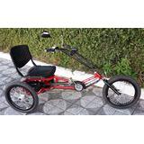 Banco Para Triciclo Praiano