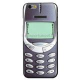 Case Funda Carcasa Protector Modelo Nokia Para Iphone 4