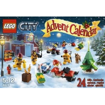 Lego City 2012 Calendario De Adviento 4428
