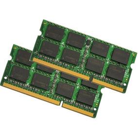 16gb 2 X 8gb Ddr3 1333 Mhz Pc3-10600 Sodimm Laptop Memoria