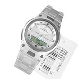 Reloj Casio Aw 80d 7av Oferta Hombre Pila 10 Años Mallaacero