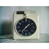 Reloj Tarjetero Marcador Asistencia Electronico Venta