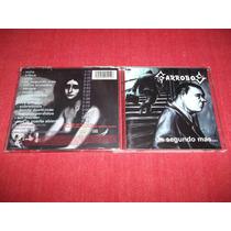 Garrobos - Un Segundo Mas Cd Nacional Ed 2000 Mdisk