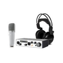 M-audio Vocal Studio Pro 2 Paquete Completo Interface Microf