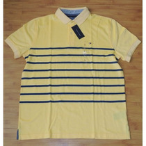 Camiseta Tipo Polo Tommy Hilfiger
