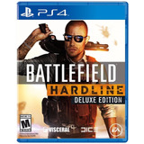 Battlefield Hardline Deluxe Juego Ps4 Playstation 4 Stock