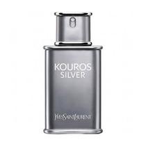 Yves Saint Laurent Perfume Masculino Kouros Silver Eau De To
