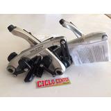 Conjunto Freio V-brake Shimano Deore Xt M760 D/t
