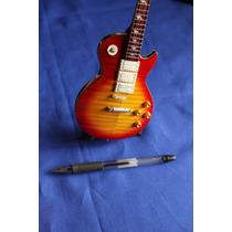 Guitarra Em Miniatura Do Slash.