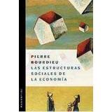 Las Estructuras Sociales De La Economía - Ed. Manantial