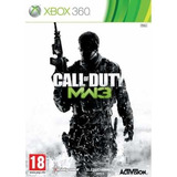 Call Of Duty Mw3 Modern Warfare 3 Xbox 360