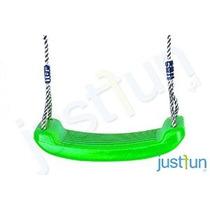 Verde Columpio Asiento Luz Con La Cuerda Gratis - Patio Set