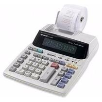 Calculadora De Mesa Sharp El-1801v - Original