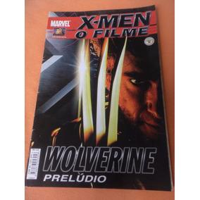 Hq X-men O Filme - Prelúdio (2 Revistas)