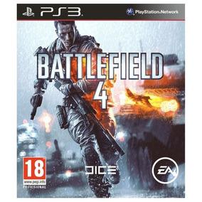 Jogo Battlefield 4 Ps3 Semi-novo Perfeito Estado!