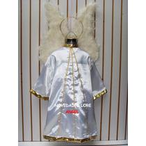 Disfraz Angel Adulto Disfraces Pastorelas Navidad Con Alas