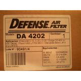 Filtro Aire Defense Uso Chevrolet Dodge Ford Y Mercedes Benz