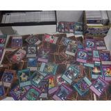 Yugioh Lotes De 100 Cartas En Español. Originales