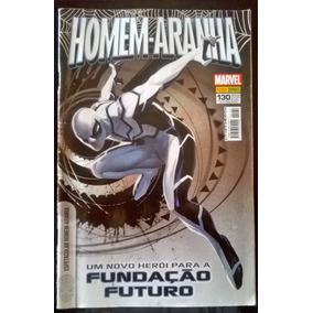 Hq - Homem-aranha - Ed. 130 Out/2012 - Panini