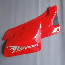 Carenagem Tampa Lateral Direita Traxx Fly 125 Vermelha