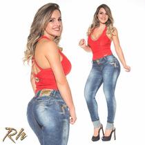 Calça Cigarrete Rhero Jeans Estilo Pitbull
