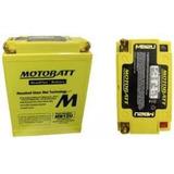 Bateria Motobatt Mb12u - Moto Bmw G650gs Cb400/450 Xt600z