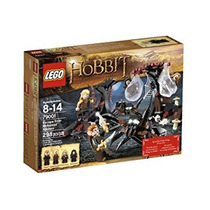 Juguete Lego El Hobbit Escape Desde El Bosque Negro Arañas