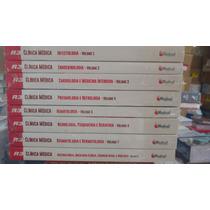 Coleção R3 Clinica Médica 8 Volumes