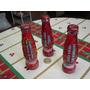 Tres Botellitas De Coleccion De Coca Cola 120 Ml