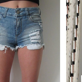Short Tiro Alto Jean