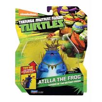 Tmnt Tartarugas Ninja Turtles - Atilla The Frog