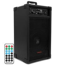 Caixa Som Multi Uso Multuso Hayonik Player 600 Usb 100w Rms