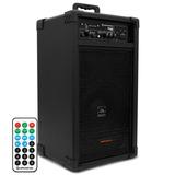 Caixa Amplificada Hayonik Multiuso Player 600 Usb 100w Rms