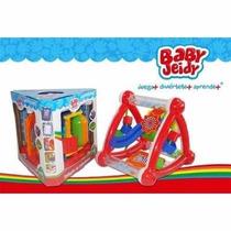 Triangulo De Actividades Interactivo Para Bebes Y Niños